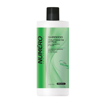 Numero Volumising Shampoo With Acai szampon do włosów nadający objętość z jagodami acai (1000 ml)