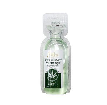 Nutka – Konopie Polskie antybakteryjny żel do rąk łagodzący (30 ml)