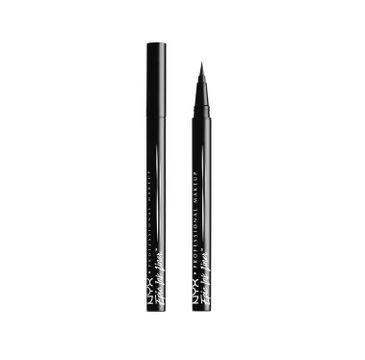NYX Professional MakeUp Epic Ink Liner eyeliner w pisaku 01 Black 1ml