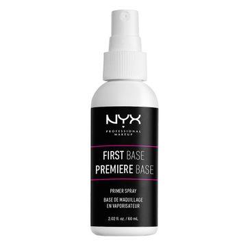 NYX Professional MakeUp First Base Primer Spray baza pod makijaż w sprayu 60ml