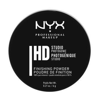 NYX Professional MakeUp HD Studio Photogenic Finishing Powder puder sypki SFO01 6g