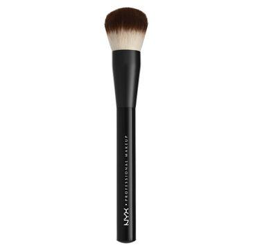 NYX Professional MakeUp Pro Brush Multi-Purpose Buffing pędzel do pudru 03