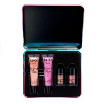NYX Professional MakeUp Sprinkle Town Shimmer Eye & Lip Set zestaw do makijażu oczu i ust