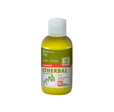 O'Herbal balsam do ciała odżywczy Goji 75 ml mini