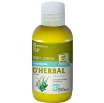 O'Herbal balsam do każdego rodzaju skóry nawilżający aloes 75 ml mini