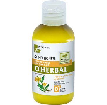 O'Herbal odżywka do włosów cienkich z ekstraktem z arniki 75 ml
