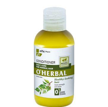 O'Herbal odżywka do włosów normalnych z ekstraktem z brzozy 75 ml