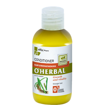 O'Herbal odżywka do włosów osłabionych z korzeniem tataraku 75 ml
