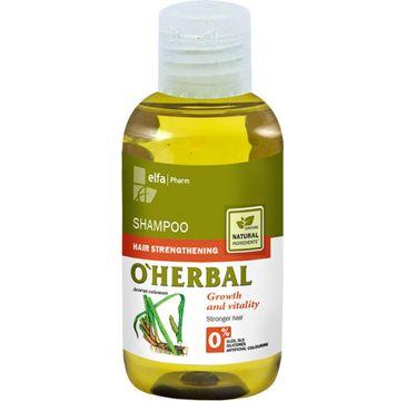 O'Herbal szampon do włosów osłabionych z korzeniem tataraku 75 ml