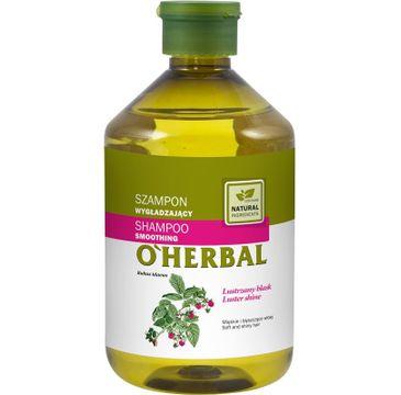 O'Herbal Szampon do włosów wygładzający - Malina 500 ml