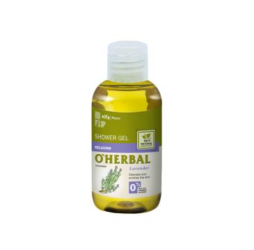 O'Herbal żel pod prysznic relaksujący lawenda mini 75 ml