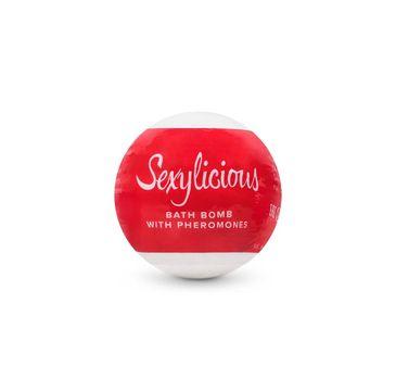 Obsessive Bath Bomb kula do kąpieli z feromonami Sexylicious (100 g)