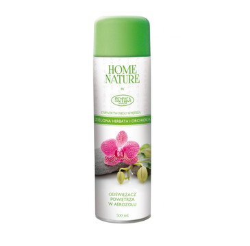 Pachnąca Szafa Odświeżacz powietrza w aerozolu Zielona Herbata i Orchidea (500 ml)
