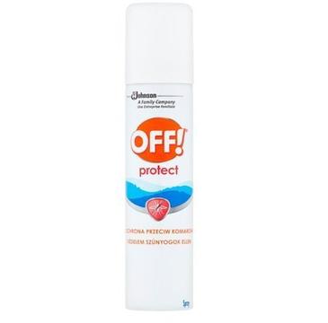 OFF! Protect Spray przeciw komarom i kleszczom (100 ml)