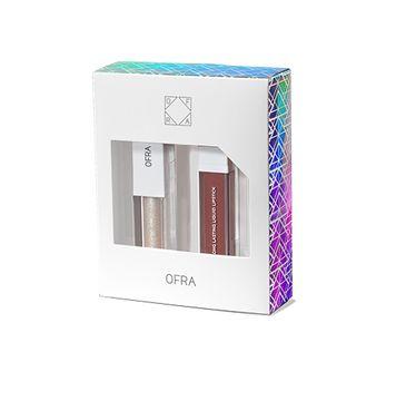 Ofra – By Samantta March Lip Duo zestaw Long Lasting Liquid Lipstick pomadka do ust + Lip Gloss błyszczyk do ust (1 szt.)