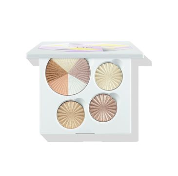 Ofra – Glow Up Highlighter Palette paleta rozświetlaczy (22 g)