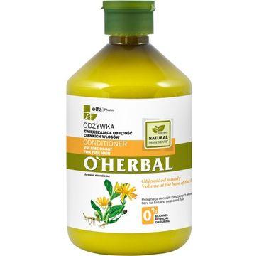 O'Herbal odżywka do włosów cienkich i osłabionych z arniką 500 ml