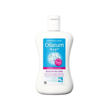 Oilatum Baby balsam do ciała dla niemowląt i dzieci 200 ml