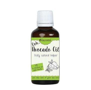 Nacomi – olej awokado (50 ml)