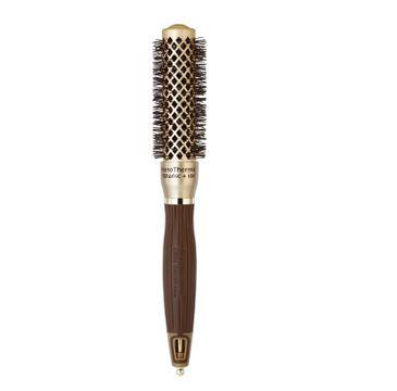 Olivia Garden Nano Thermic Ceramic+Ion Round Thermal Hairbrush szczotka do włosów NT-24  24mm