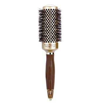Olivia Garden Nano Thermic Ceramic+Ion Round Thermal Hairbrush szczotka do włosów NT-44 44 mm