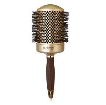 Olivia Garden Nano Thermic Ceramic+Ion Round Thermal Hairbrush szczotka do włosów NT-82 82 mm