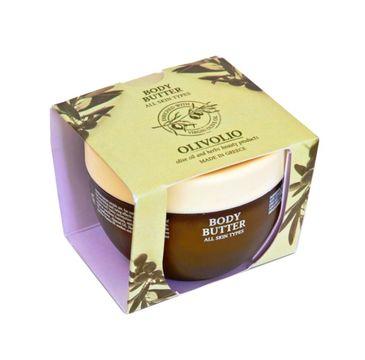 Olivolio Body Butter masło do ciała z organiczną oliwą z oliwek i masłem shea 250ml