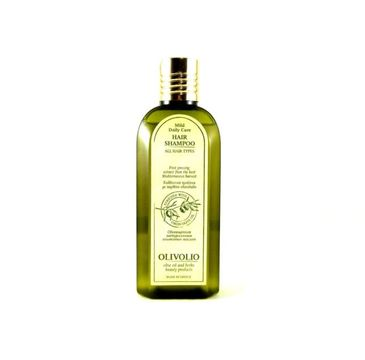 Olivolio Hair Shampoo All Hair Types szampon do wszystkich rodzajów włosów z oliwą z oliwek 200ml