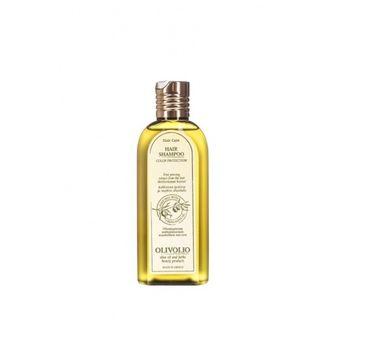 Olivolio Hair Shampoo Color Protection szampon do włosów farbowanych z oliwą z oliwek 200ml