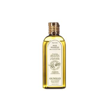 Olivolio Hair Shampoo Damaged Hair szampon do włosów suchych i zniszczonych z oliwą z oliwek 200ml