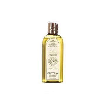 Olivolio Hair Shampoo szampon przeciw wypadaniu włosów z organiczną oliwą z oliwek 200ml