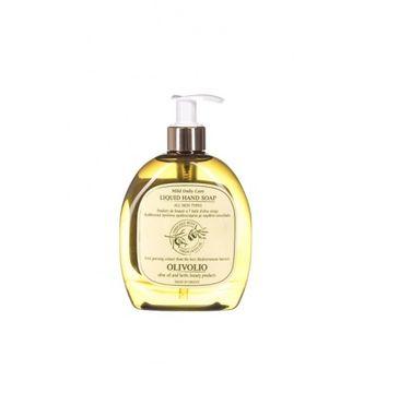 Olivolio Liquid Hand Soap antybakteryjne mydło do rąk i ciała z organiczną oliwą z oliwek 300ml