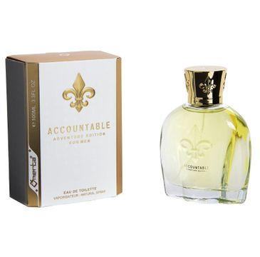Omerta – Accountable Adventure Edition For Men woda toaletowa spray (100 ml)