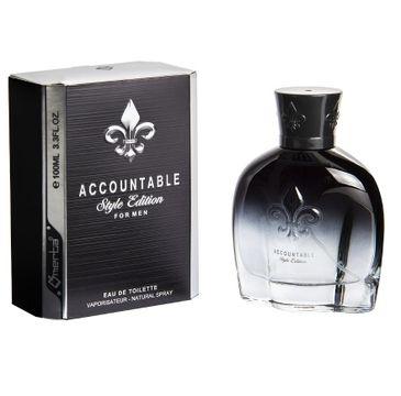 Omerta – Accountable Style Edition For Men woda toaletowa spray (100 ml)