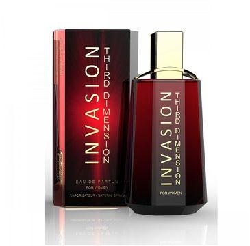 Omerta – Invasion Third Dimension For Women woda perfumowana spray (100 ml)