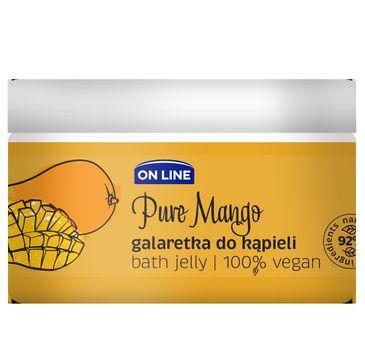 On Line Bath Jelly Galaretka do kąpieli Pure Mango (230 ml)