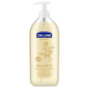 On Line Intimate Płyn do higieny intymnej Balance 500 ml