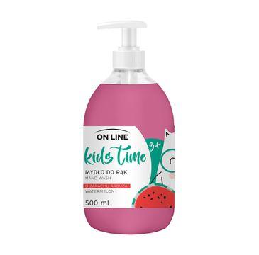 On Line Kids Time mydło do rąk Arbuz  (500 ml)