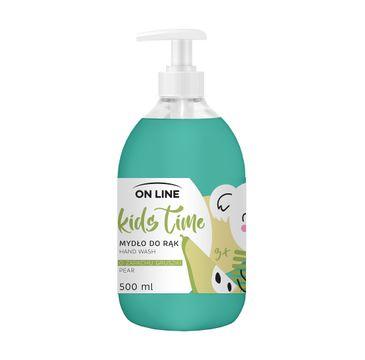 On Line Kids Time mydło do rąk Gruszka (500 ml)