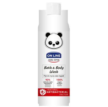 On Line – Kids Time Płyn do kąpieli Antybakteryjny (500 ml)