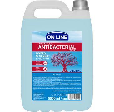 On Line mydło antybakteryjne original 5 l