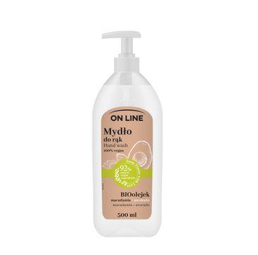 On Line – Mydło Awokado & Macadamia (500 ml)