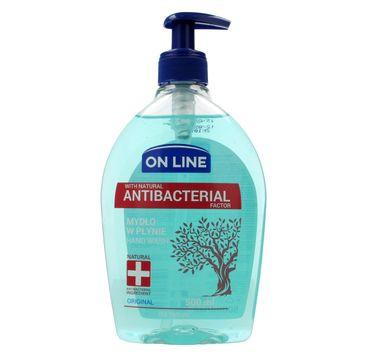 On Line mydło w dozowniku Antybakteryjne Original 500 ml