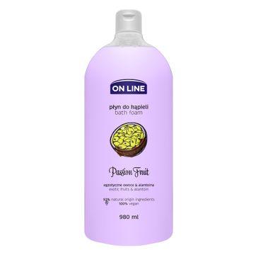 On Line – Płyn do kąpieli Passion Fruit (980 ml)