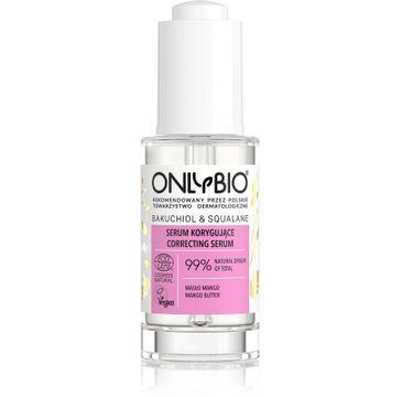 OnlyBio – Bakuchiol & Squalane korygujące serum do twarzy (30 ml)