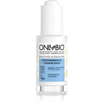 OnlyBio – Bakuchiol & Squalane nawadniające serum do cery suchej (30 ml)