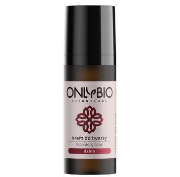 OnlyBio Fitosterol Hipoalergiczny krem do twarzy na dzień (50 ml)