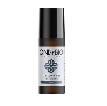 OnlyBio Fitosterol Hipoalergiczny krem do twarzy na noc (50 ml)