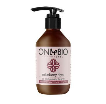OnlyBio Fitosterol – płyn micelarny do demakijażu twarzy (250 ml)