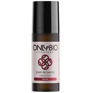 OnlyBio – krem do twarzy regenerujący na dzień (50 ml)